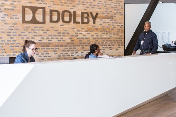 Working at Dolby
