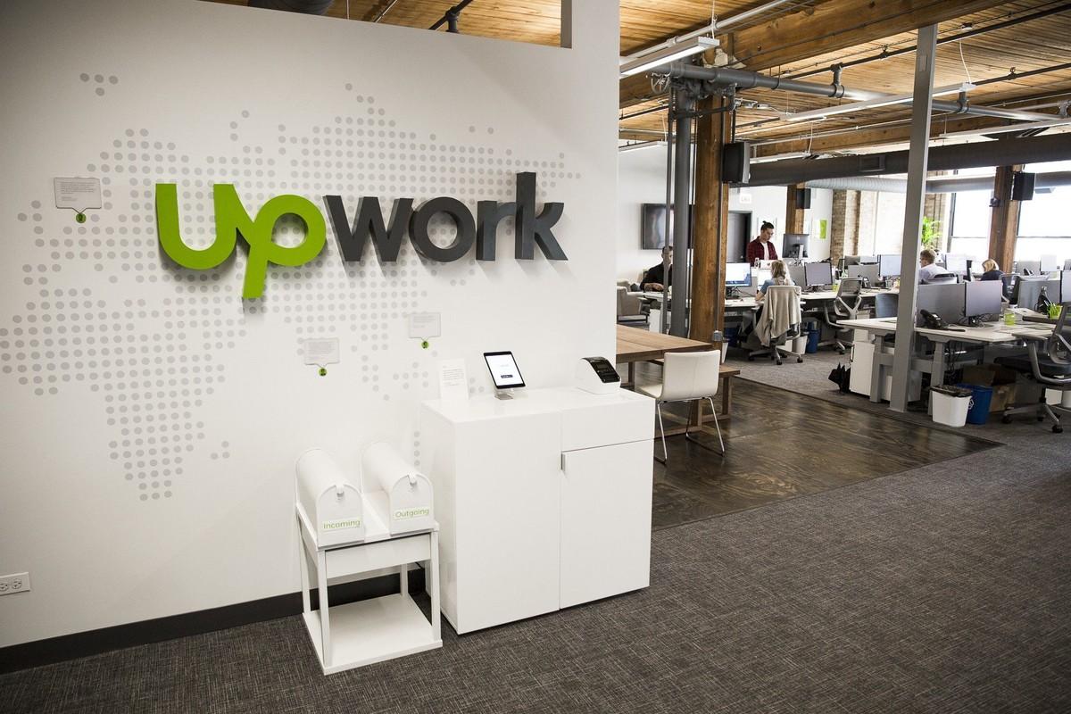 Upwork company profile