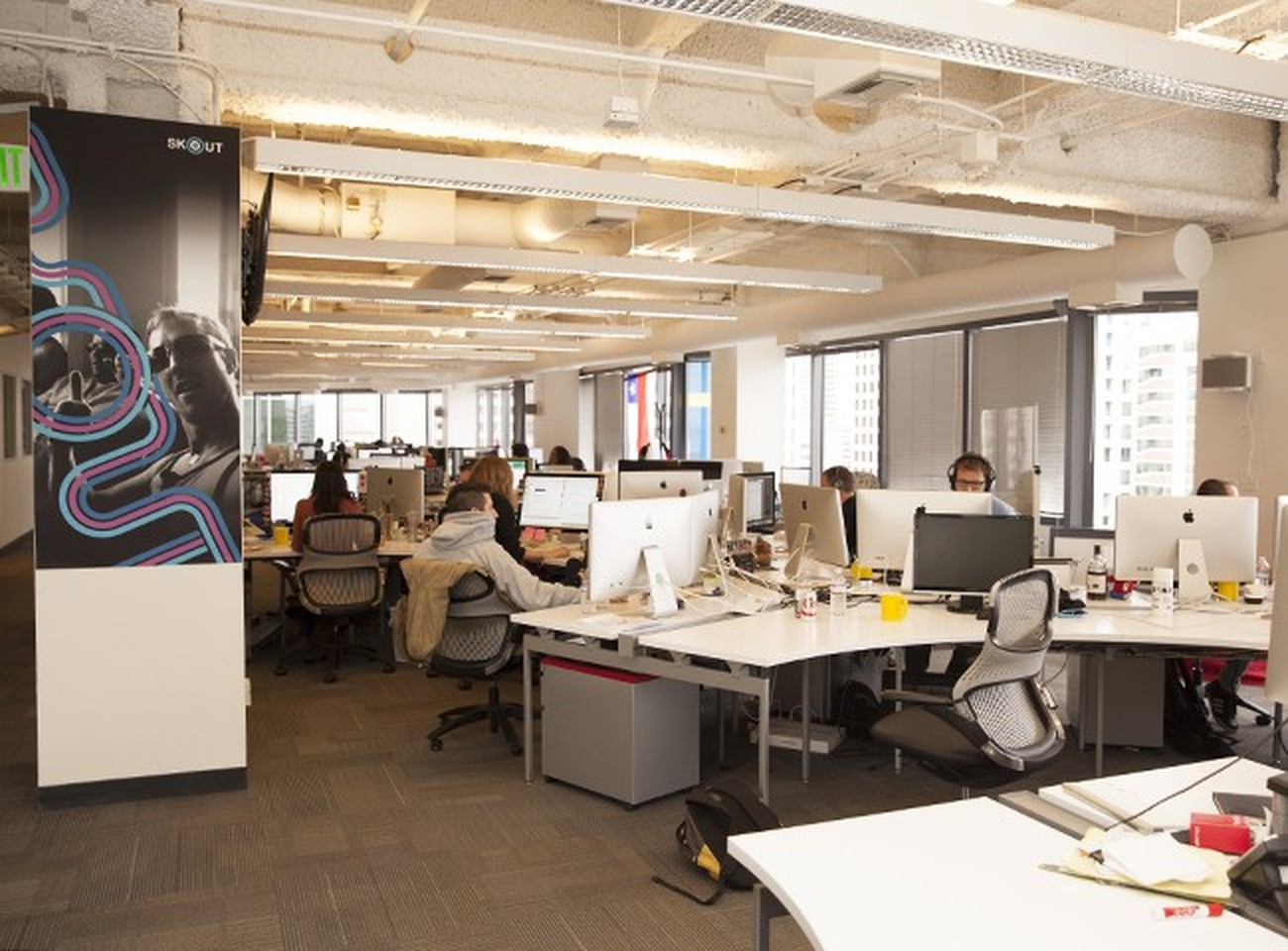 Our Office Skout Careers We Work In San Francisco