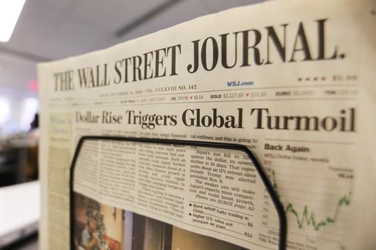 The Wall Street Journal Company Image