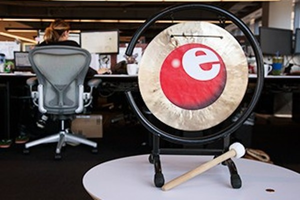 Working at eMarketer