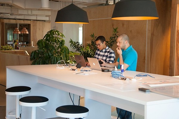 Working at DigitalOcean