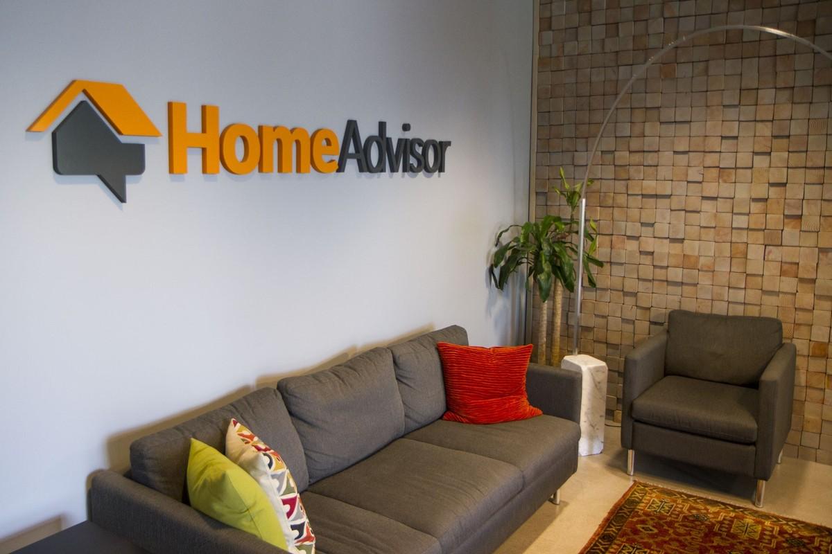 HomeAdvisor company profile
