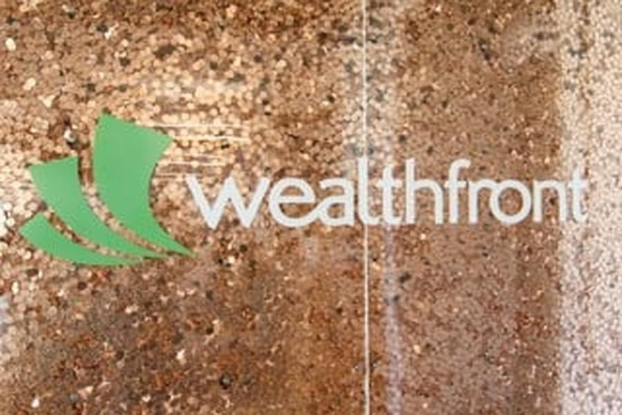 Wealthfront snapshot