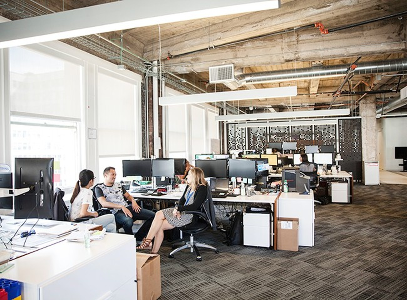 18 Companies With Cool Office Spaces The Muse