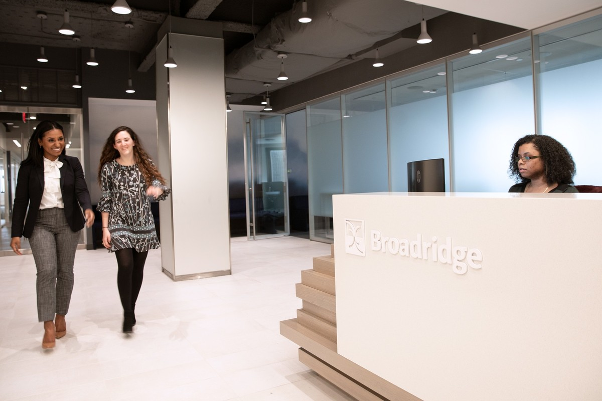 Broadridge company profile