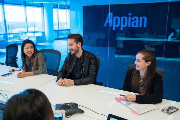 Working at Appian