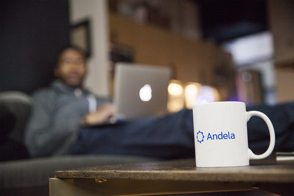 Working at Andela