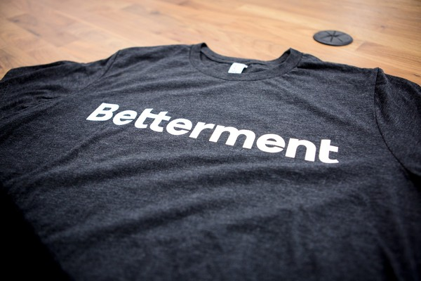 Betterment snapshot