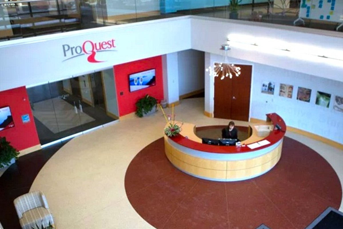ProQuest company profile