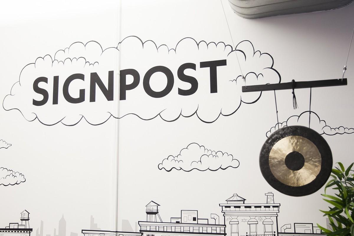 Signpost company profile