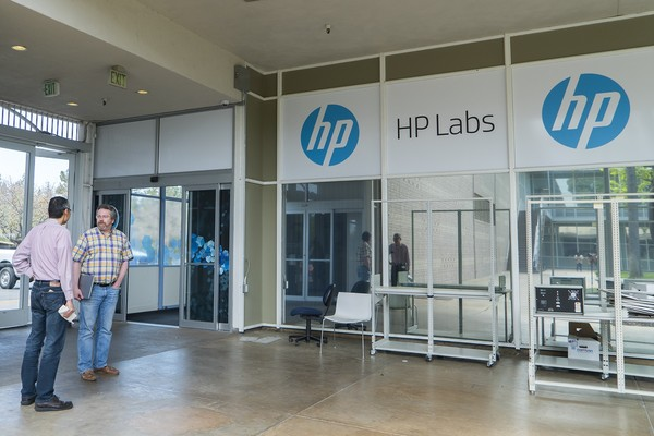 Working at HP