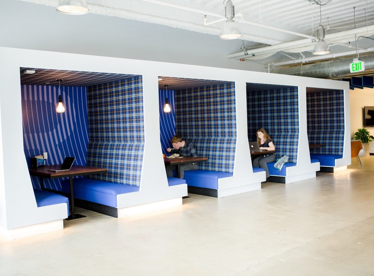 20 companies where you can be creative the muse - Squarespace dublin office ...