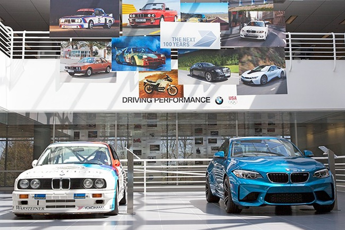 BMW Group Companies U.S. company profile