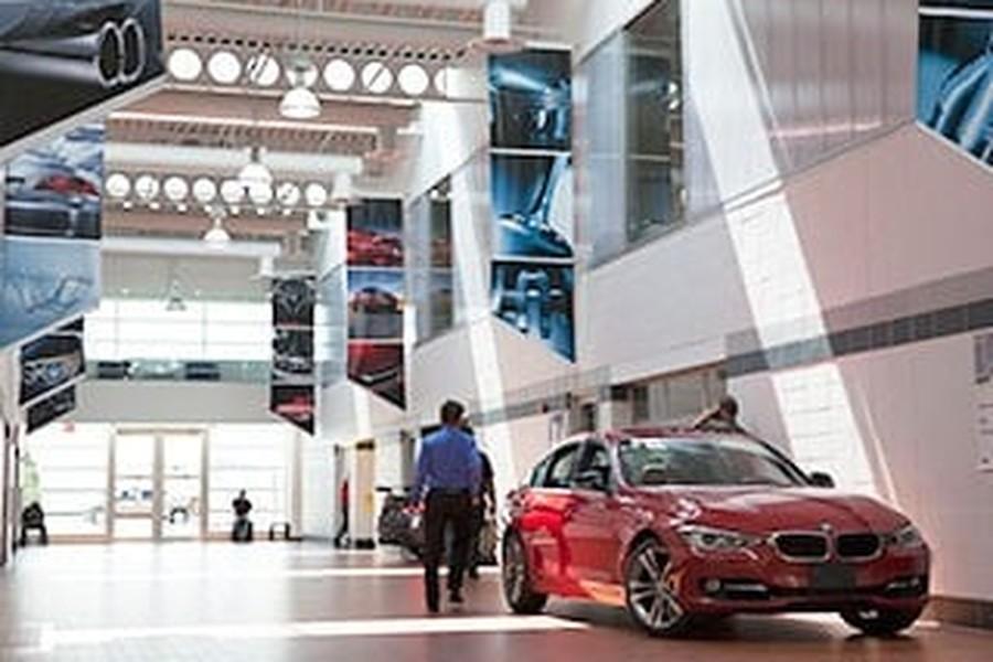U.S. BMW Group Companies snapshot