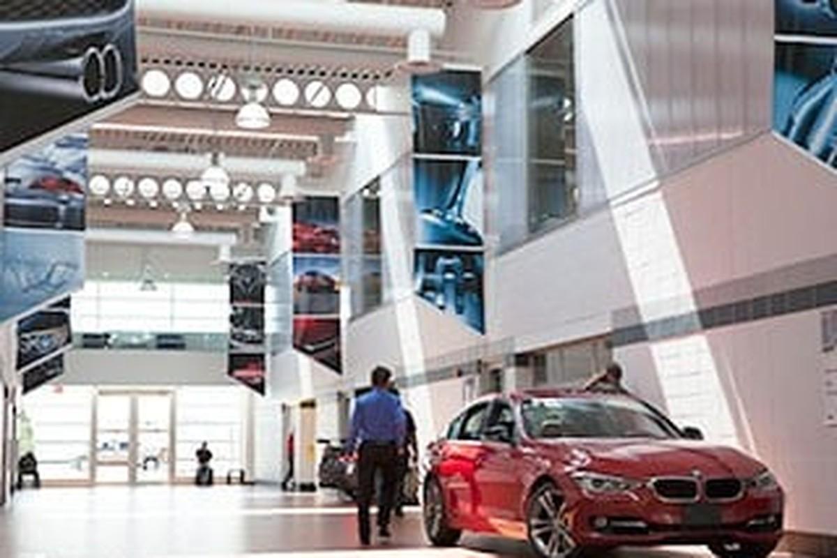 BMW of North America, LLC company profile