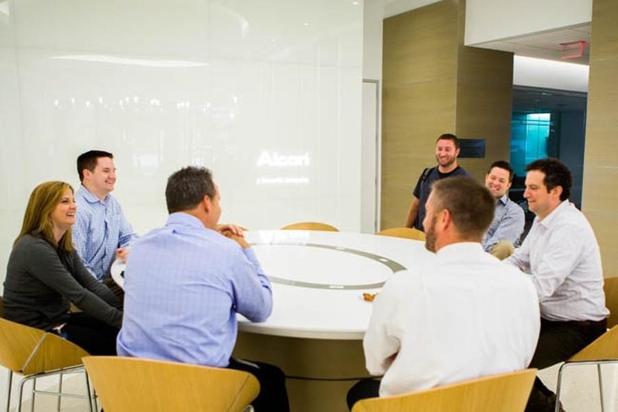 Alcon company profile