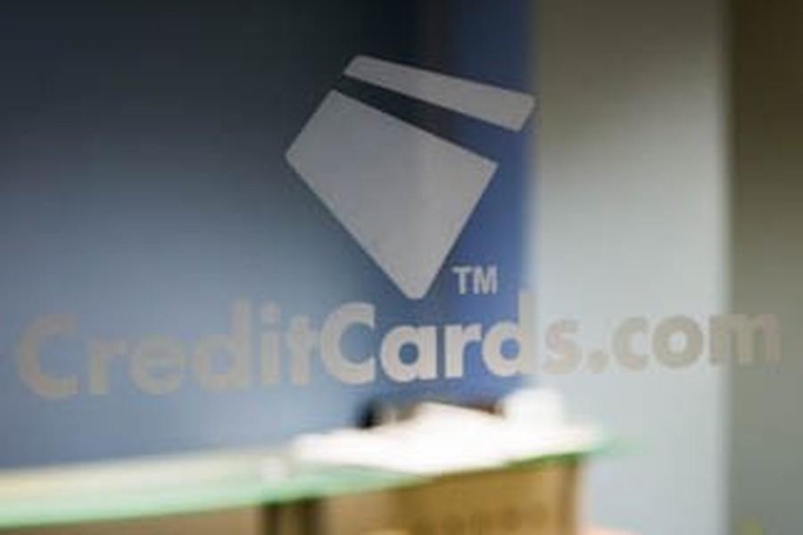 CreditCards.com snapshot