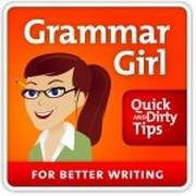 User Profile Avatar   Grammar Girl Mignon Fogarty of Quick and Dirty Tips