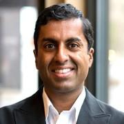 User Profile Avatar | Ravi Raman, Executive Coach