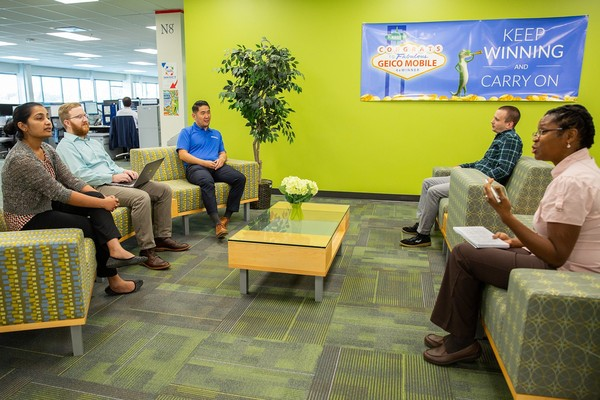GEICO Jobs and Company Culture