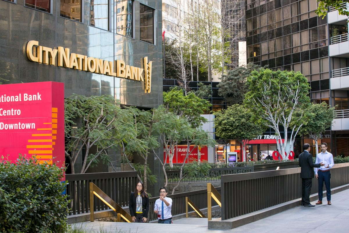 bank of america in california city
