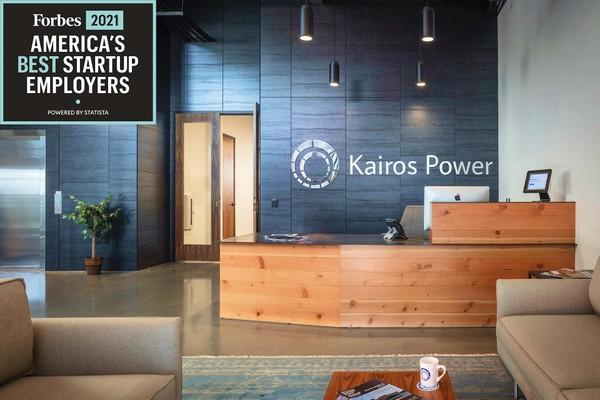 Kairos Power Profile