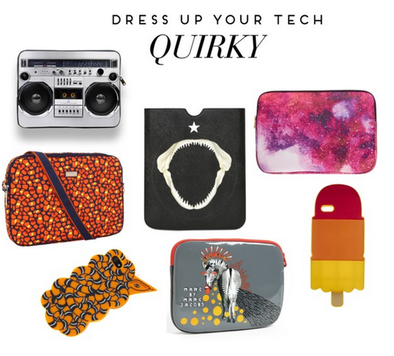 Dress up your tech great cases for your favorite gadgets for Dress your gadget