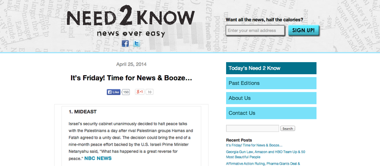 7 Awesome Ways to Get Your Morning News Fix