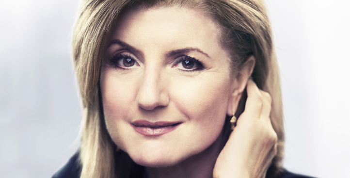 Career Guidance - Arianna Huffington: Sleep Your Way to the Top