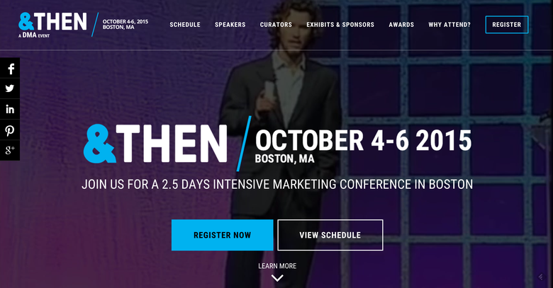 45 Best Conferences to Attend in Tech, Marketing, Content and