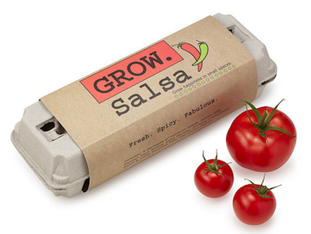 gifts for bosses: salsa grow kit
