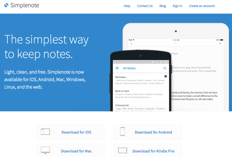 5 best free note taking apps for work the muse