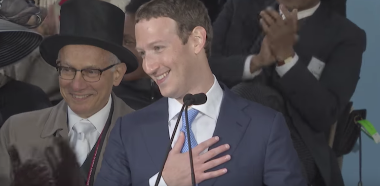 Mark Zuckerberg on How to Find Your Career Purpose