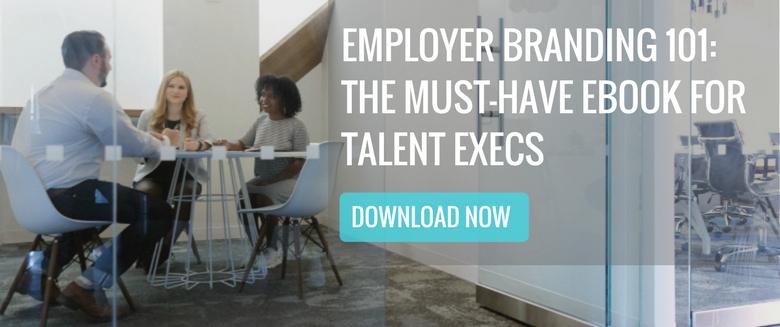 Employer branding 101 ebook image