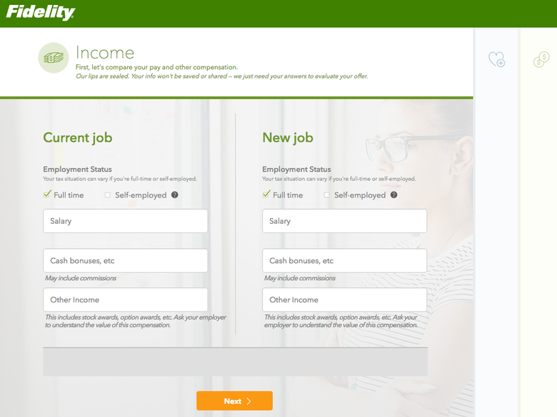 this free salary calculator compares job offers the muse