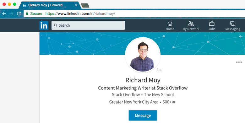 10 Easy Ways to Improve Your LinkedIn Profile - The Muse