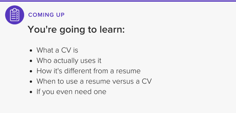 CV vs Resume What is the Difference The Muse