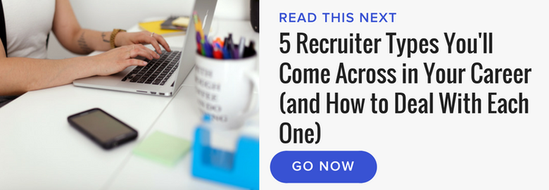 3 Rules For Following Up With A Recruiter The Muse