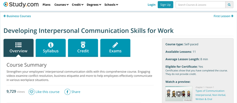 11 Online Classes to Improve Interpersonal Skills - The Muse