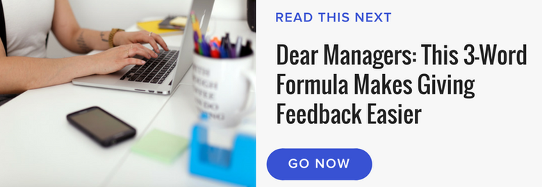 How to Give Good Feedback to a Defensive Employee - The Muse