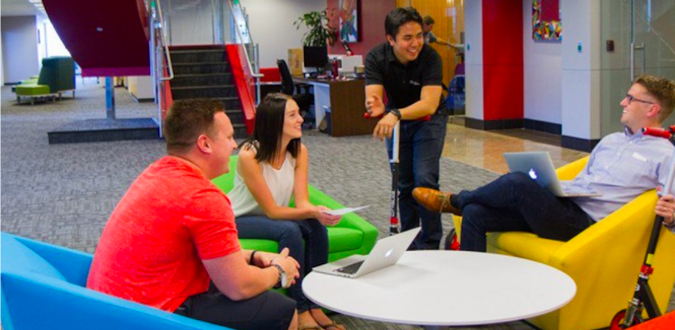 Career Guidance - 25 Companies With the Coolest Offices Hiring Now