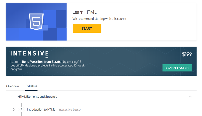 1 if you want to get the hype and learn to code html and css by codecademy