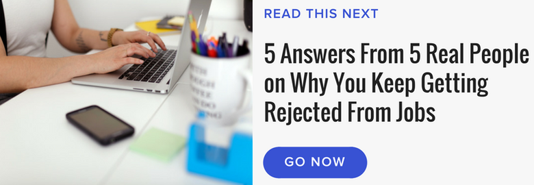 Should You Re Apply For A Job After Rejection The Muse