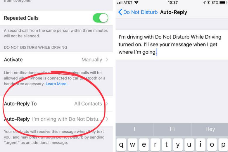 phone less distracting screenshot example