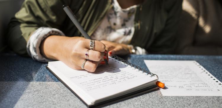 freewriting career slump