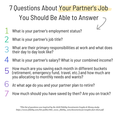 7 Questions You Should Be Able To Answer About Partners Job