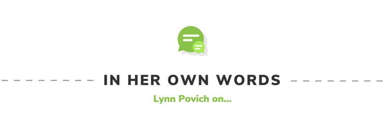 In Her Own Words: Lynn Povich on...