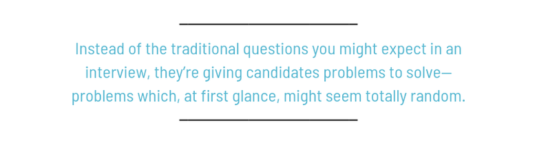 4 tough interview questions and answers the muse