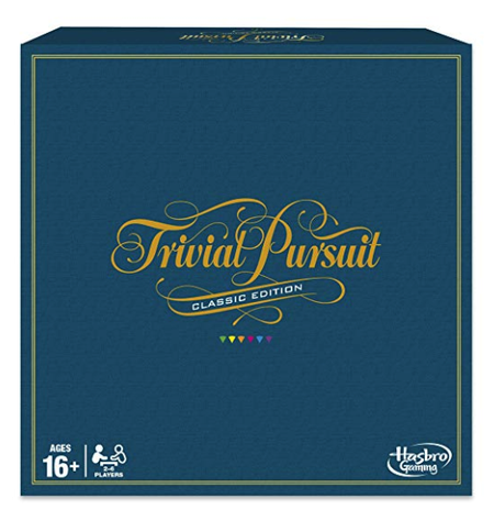 gift for business mentor: trivial pursuit